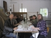 Dinner- Rural Indie Camp- Genova, IT
